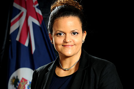 Hon. Tara Rivers, JP, Minister for Education, Employment and Gender Affairs
