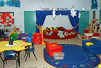 Example of Reception Classrooms at George Town Primary